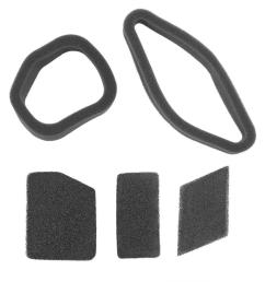universal air filter kit for trimmers and blowers [ 1000 x 1000 Pixel ]