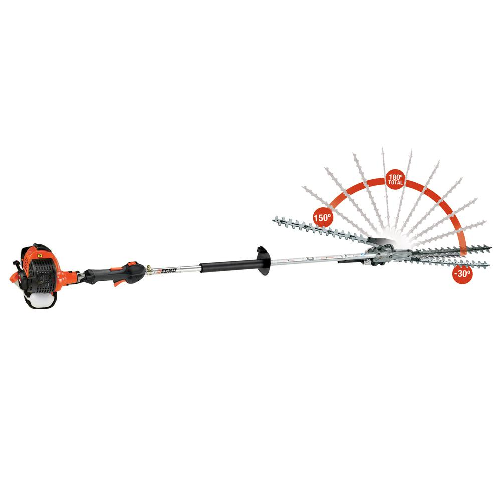 ECHO 20 in. Reciprocating Double-Sided Articulating Gas