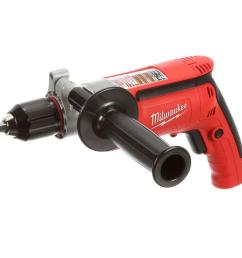 milwaukee 8 0 amp 1 2 in magnum drill [ 1000 x 1000 Pixel ]