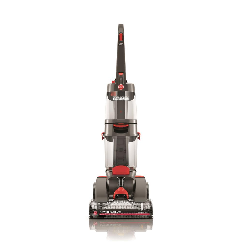 hight resolution of hoover power path max upright carpet cleaner