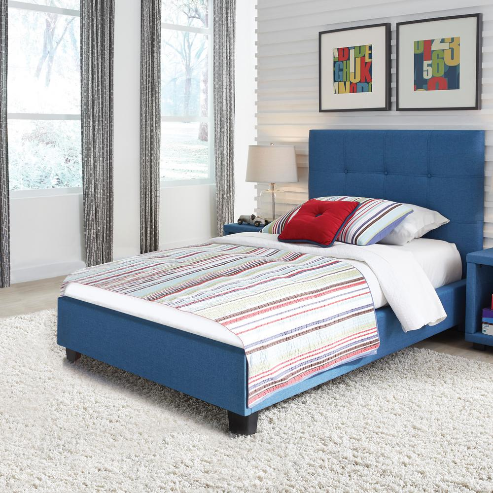 Fashion Bed Group Henley Kids Complete Upholstered Bed