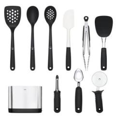 Oxo Kitchen Utensils Aid Hand Blender Good Grips 10 Piece Everyday Tool Set 1129400 The Home 11