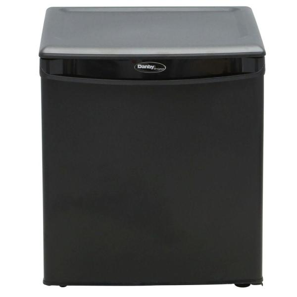 Danby 1.7 Cu. Ft. Mini Fridge In Black-dar017a2bdd-3 - Home Depot