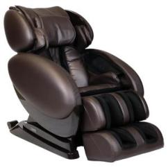 Infinity Massage Chair Big Comfy 8500x3 Black It The Home Depot Brown