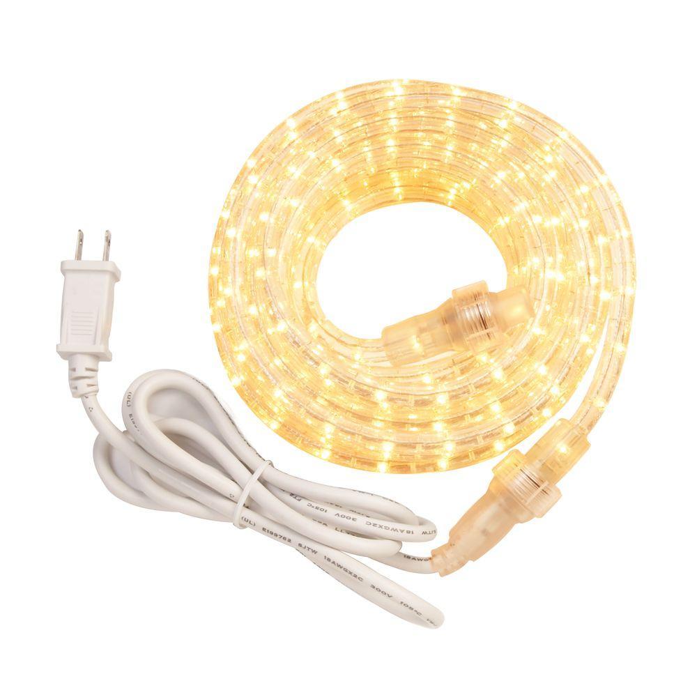 Westek 48 ft Incandescent White Rope Light KitRW48BCC