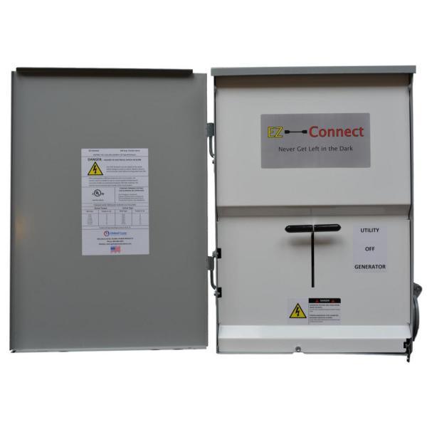 ezgenerator switch 30 amp