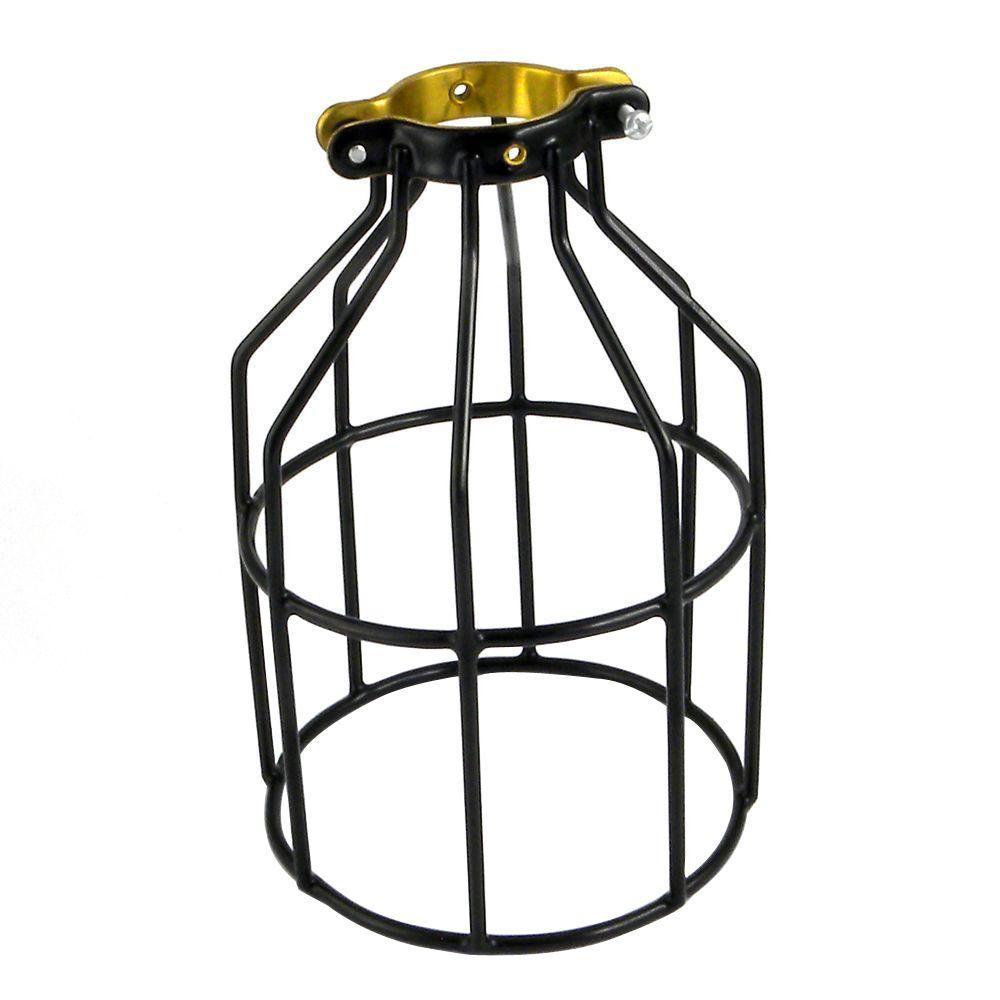 Adamax Metal Lamp Guardwlg1b  The Home Depot