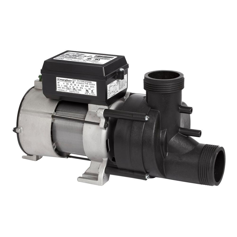 medium resolution of american standard 1 hp whirlpool pump motor