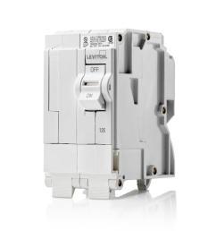 120 240 vac 125 amp 2 pole plug on standard branch circuit breaker [ 1000 x 1000 Pixel ]