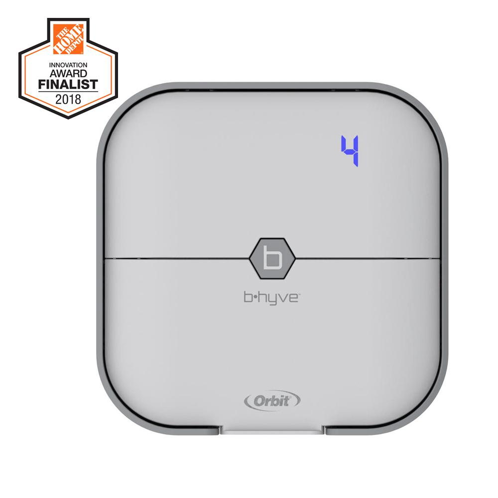 hight resolution of 4 zone b hyve smart wi fi indoor timer