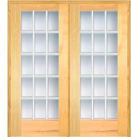 French Doors - Interior & Closet Doors - The Home Depot
