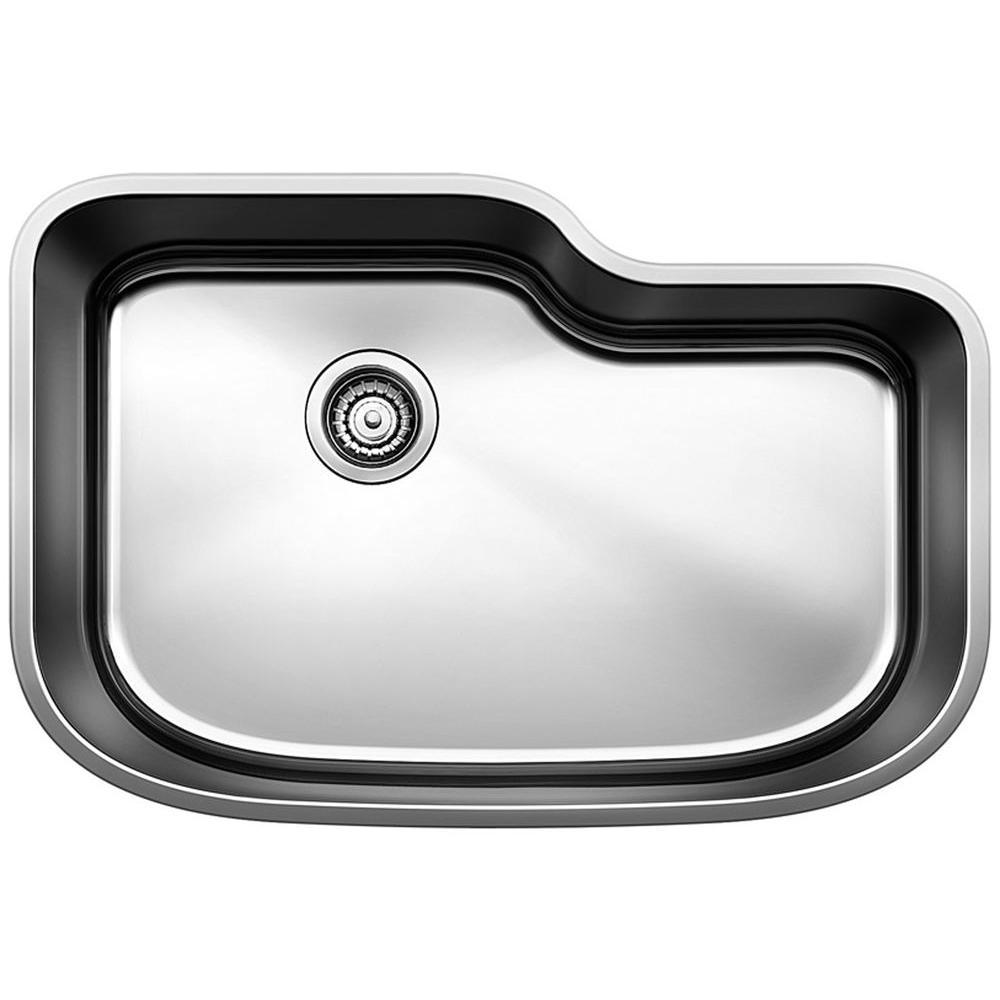30 kitchen sink kraftmaid cabinet prices blanco one undermount stainless steel in 0 hole xl single bowl