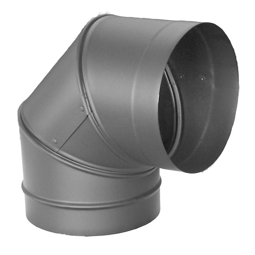 6 Inch Stove Pipe Elbow At Home Depot