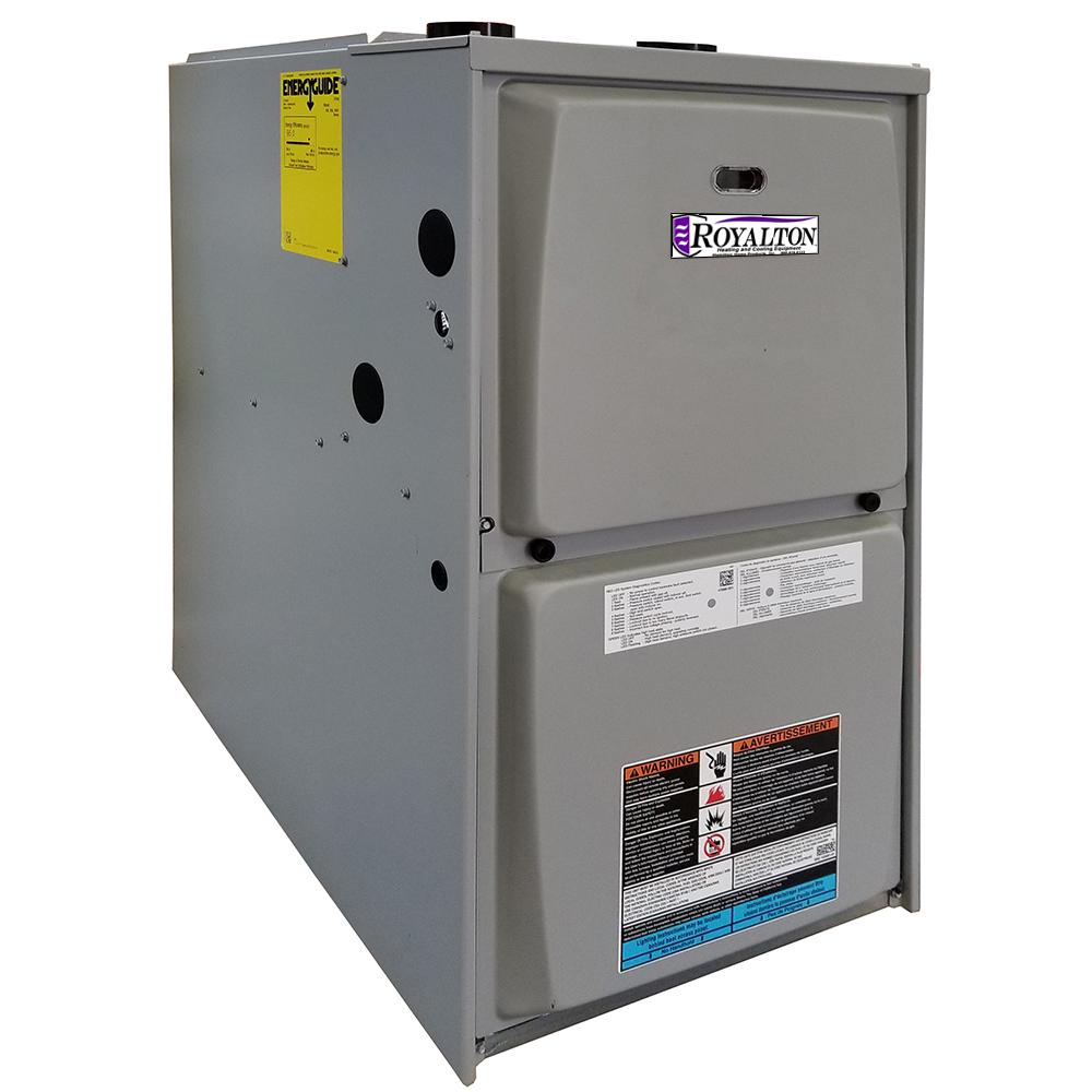 medium resolution of 88 000 btu 95 afue single stage upflow horizntal forced air natural gas furnace