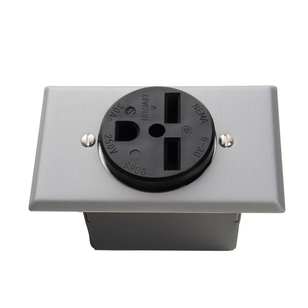 medium resolution of field installed 208 230 volt 30 amp subbase receptacle module