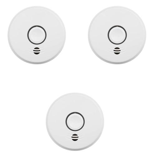 small resolution of 10 year sealed battery smoke detector with intelligent wire free voice interconnect 3 pack