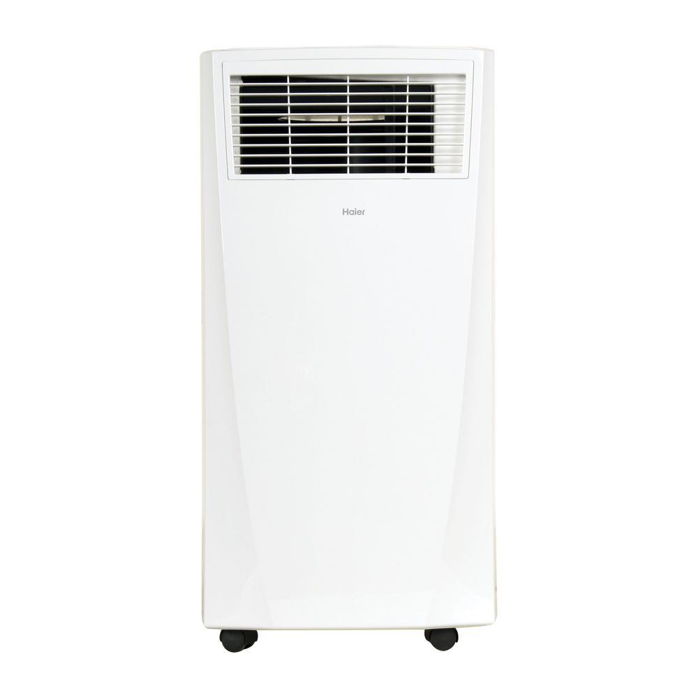 Haier 8,000 BTU (8,000 BTU, DOE) Portable Air Conditioner