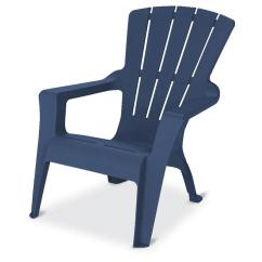 Home Depot Chairs Plastic Cane Dining Table And India Midnight Stackable Outdoor Adirondack Chair 231723 The