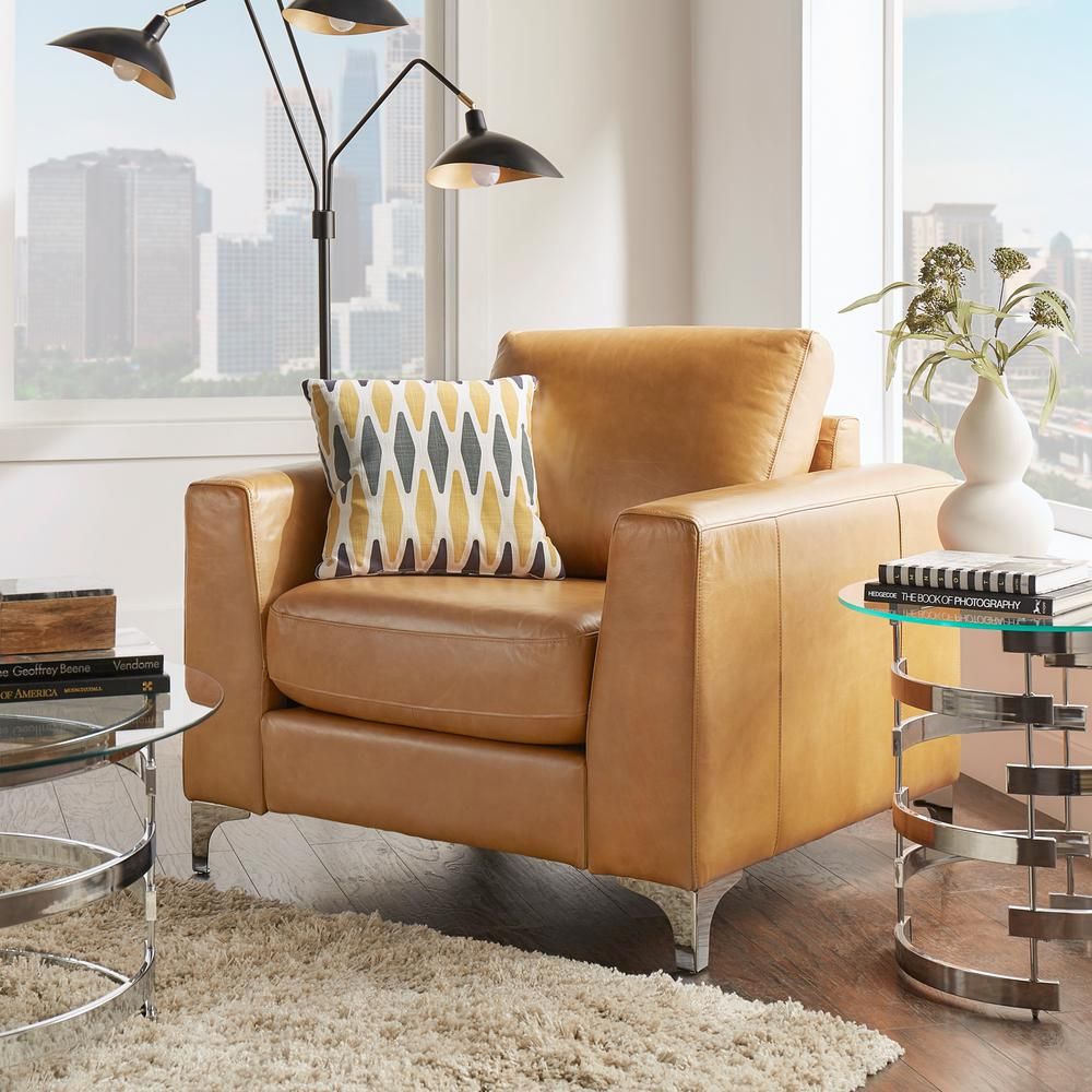 Accent Chairs Go Brown Leather Sofa