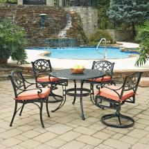 Cast Aluminum Outdoor Dining Sets