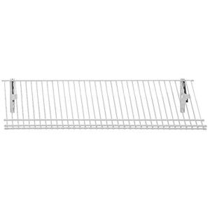 ClosetMaid ShelfTrack 36 in. W 5-Pair Ventilated Wire Shoe