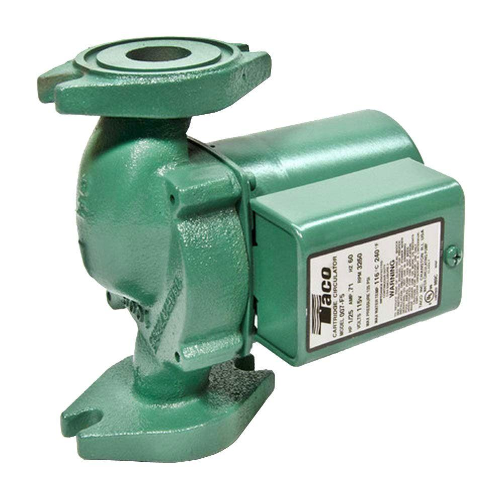 medium resolution of 1 25 hp cast iron circulator pump