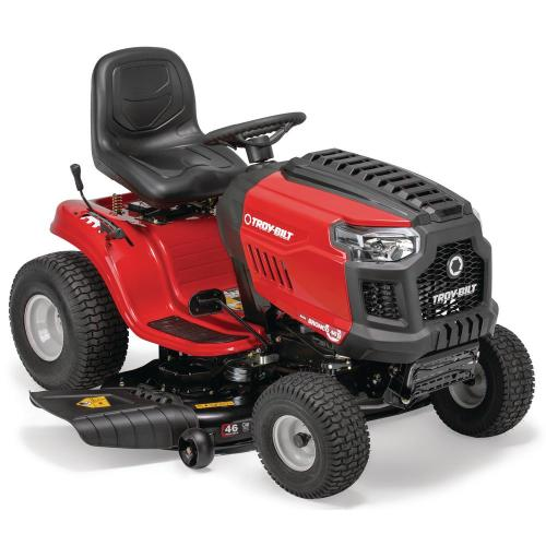 small resolution of troy bilt bronco 46 in 679 cc v twin ohv engine automatic drive