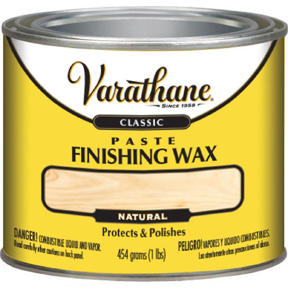 Minwax Paste Finishing Wax On Painted Furniture