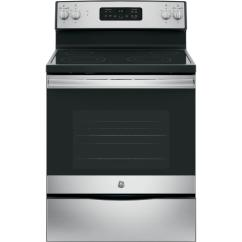 Electric Stove Vizio Tv Input Diagram Ge 30 In 5 3 Cu Ft Range With Self Cleaning Oven