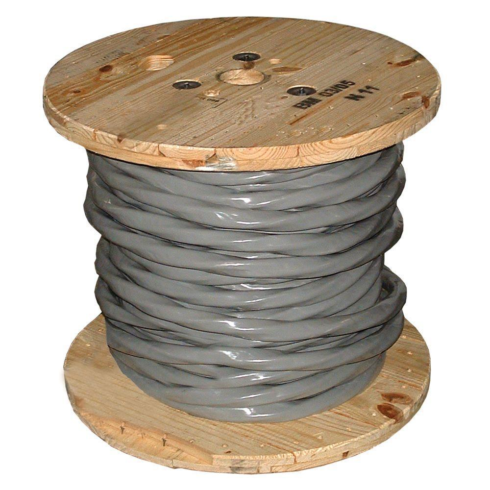 Service Entrance Wire Wire Electrical At The Home Depot Caroldoey