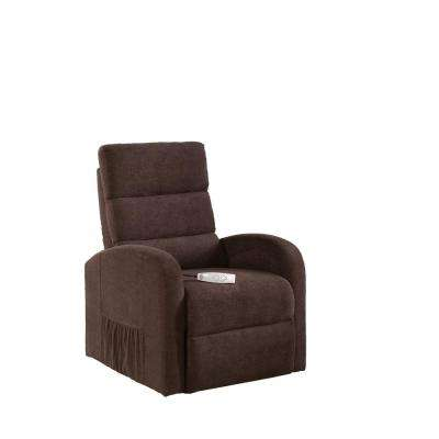 jive chenille living room furniture collection outdoor ideas special values recliners chairs the home depot newpark java comfort lift recliner