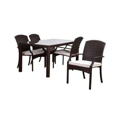 white wicker chairs and table madonna of the chair original patio furniture outdoors home depot atlantic
