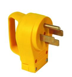 50 amp power grip replacement male plug [ 1000 x 1000 Pixel ]
