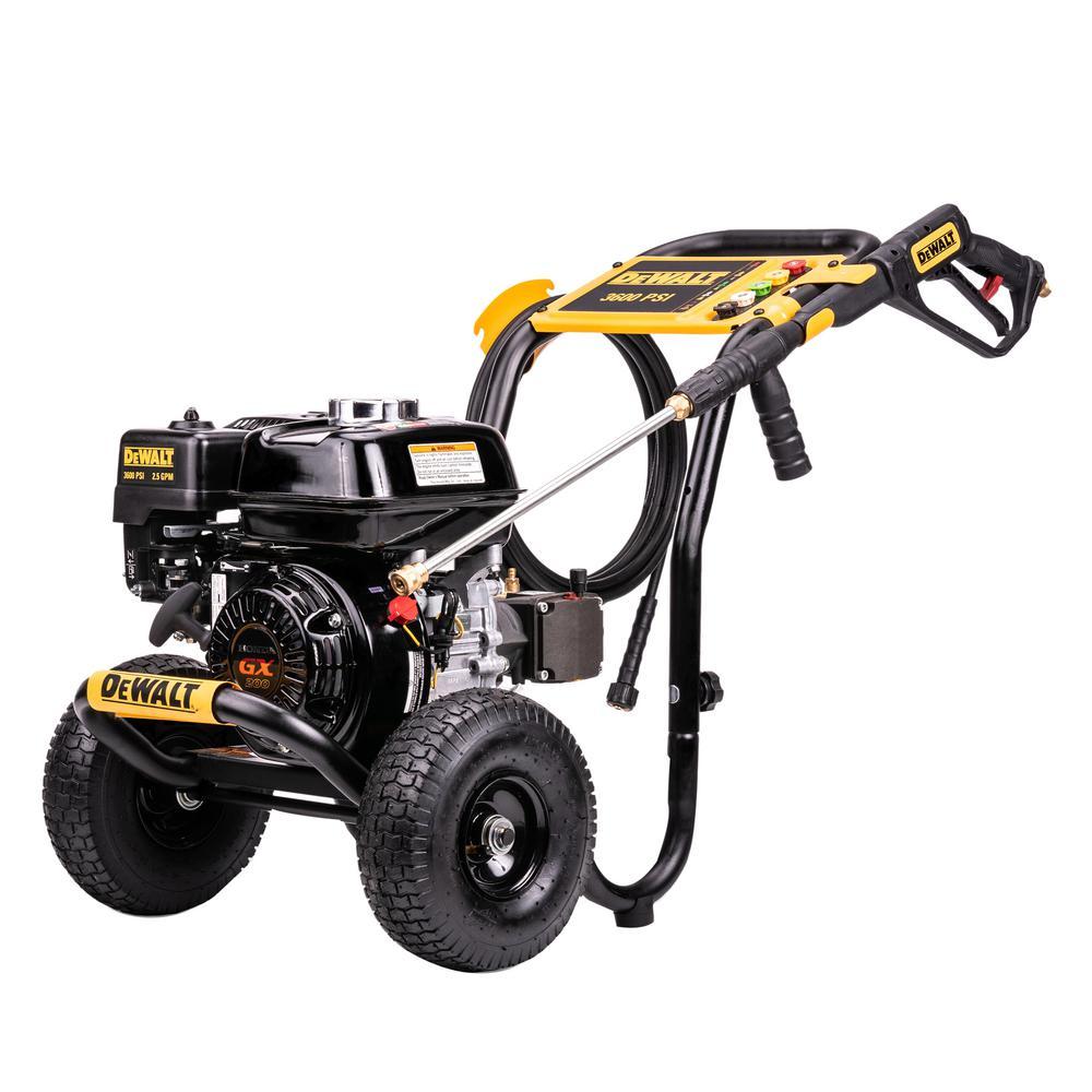 Dewalt Honda Wheels Pressure Washers Outdoor Power Equipment The Home Depot