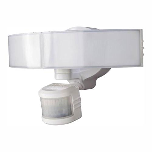 small resolution of 270 degree white led bluetooth motion outdoor security light