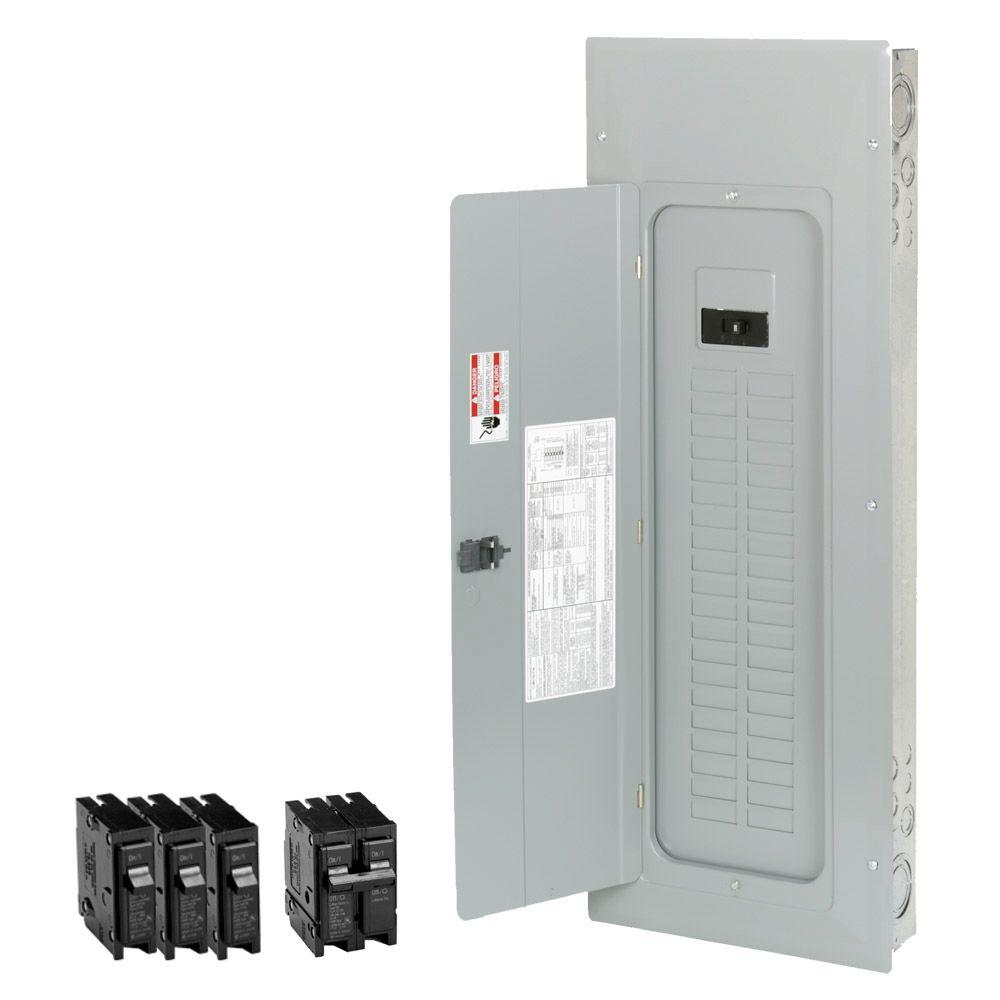medium resolution of eaton br 200 amp 40 space 50 circuit indoor main breaker loadcenter with cover