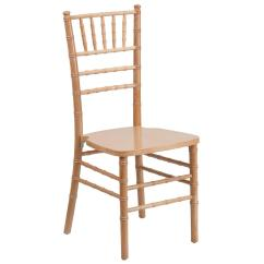 Natural Chiavari Chairs Antique Morris Chair Styles Flash Furniture Hercules Series Wood