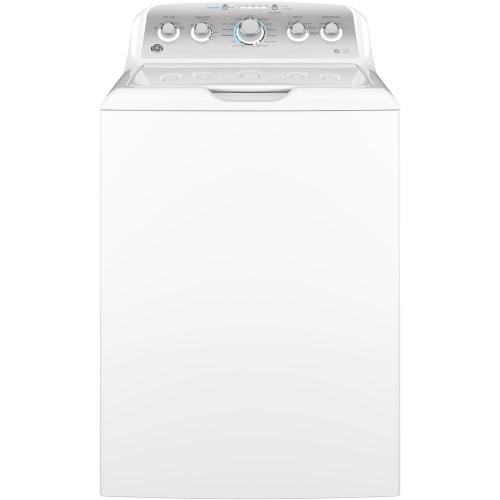 small resolution of high efficiency white top load washing machine with stainless steel basket energy star