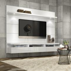 Sleek Tv Unit Design For Living Room Beautiful Rooms Pictures White Stands Furniture The Home Depot Cabrini Theater Gloss Entertainment Center