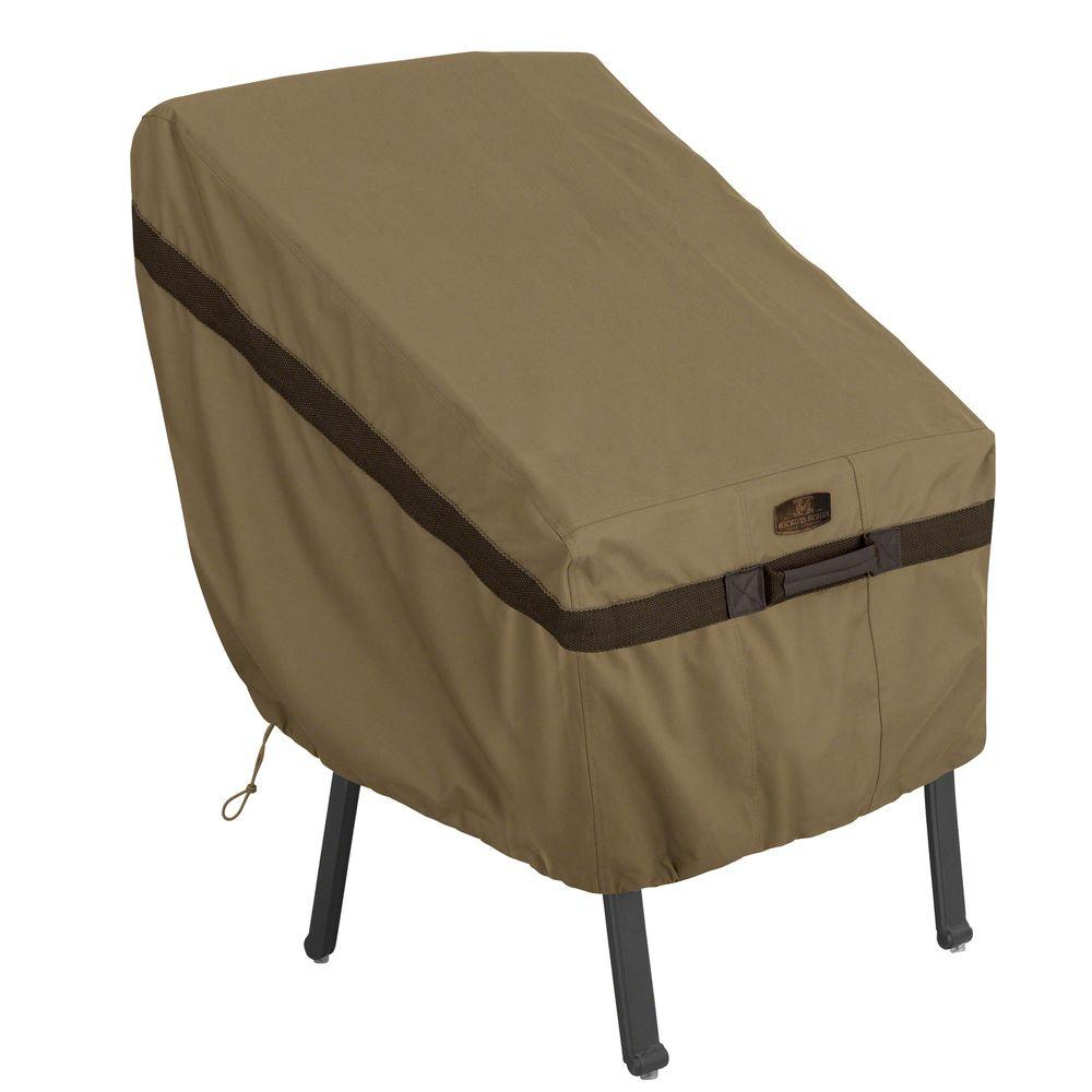 adirondack chair covers home depot cover and sash hire glasgow classic accessories hickory standard patio 55 208 012401