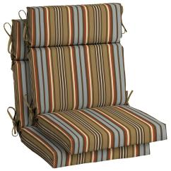 Southwest Dining Chairs Ercol Chair Design Numbers Hampton Bay 21 5 X 20 Toffee Stripe High Back Outdoor Cushion 2 Pack