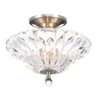 Crystal Semi Flush Mount Lighting | Lighting Ideas