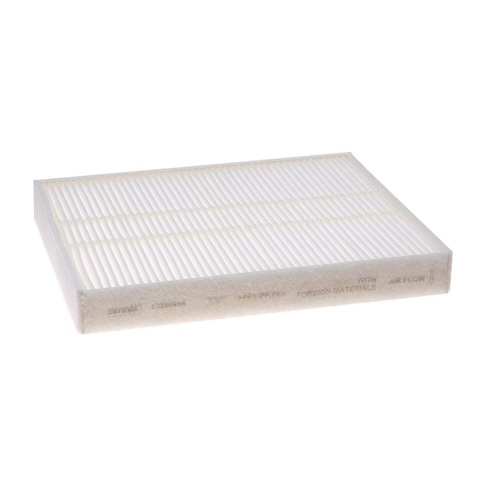 hight resolution of acdelco cabin air filter