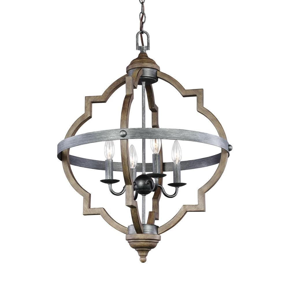 hight resolution of sea gull lighting socorro 20 875 in w 4 light weathered gray and distressed
