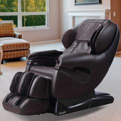 Recliner Massage Chair Posture Australia Titan Pro Series Brown Faux Leather Reclining Tp