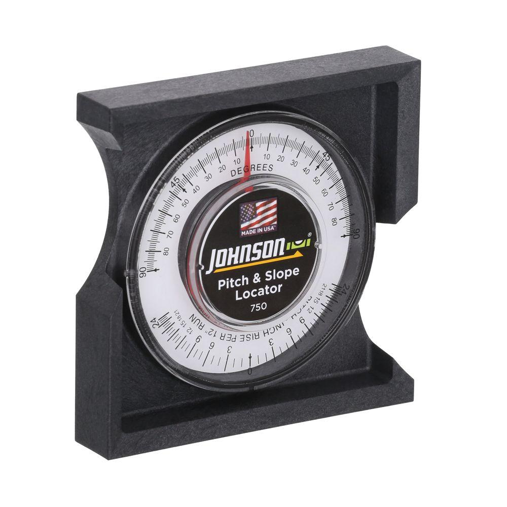 Johnson Pitch and Angle Locator750  The Home Depot