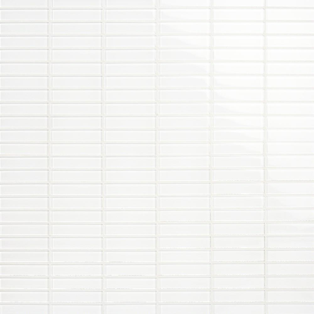 Ivy Hill Tile Contempo Bright White Polished 12 in. x 12