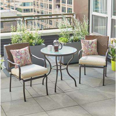 patio bistro table and chairs big tall sets dining furniture the home depot pin