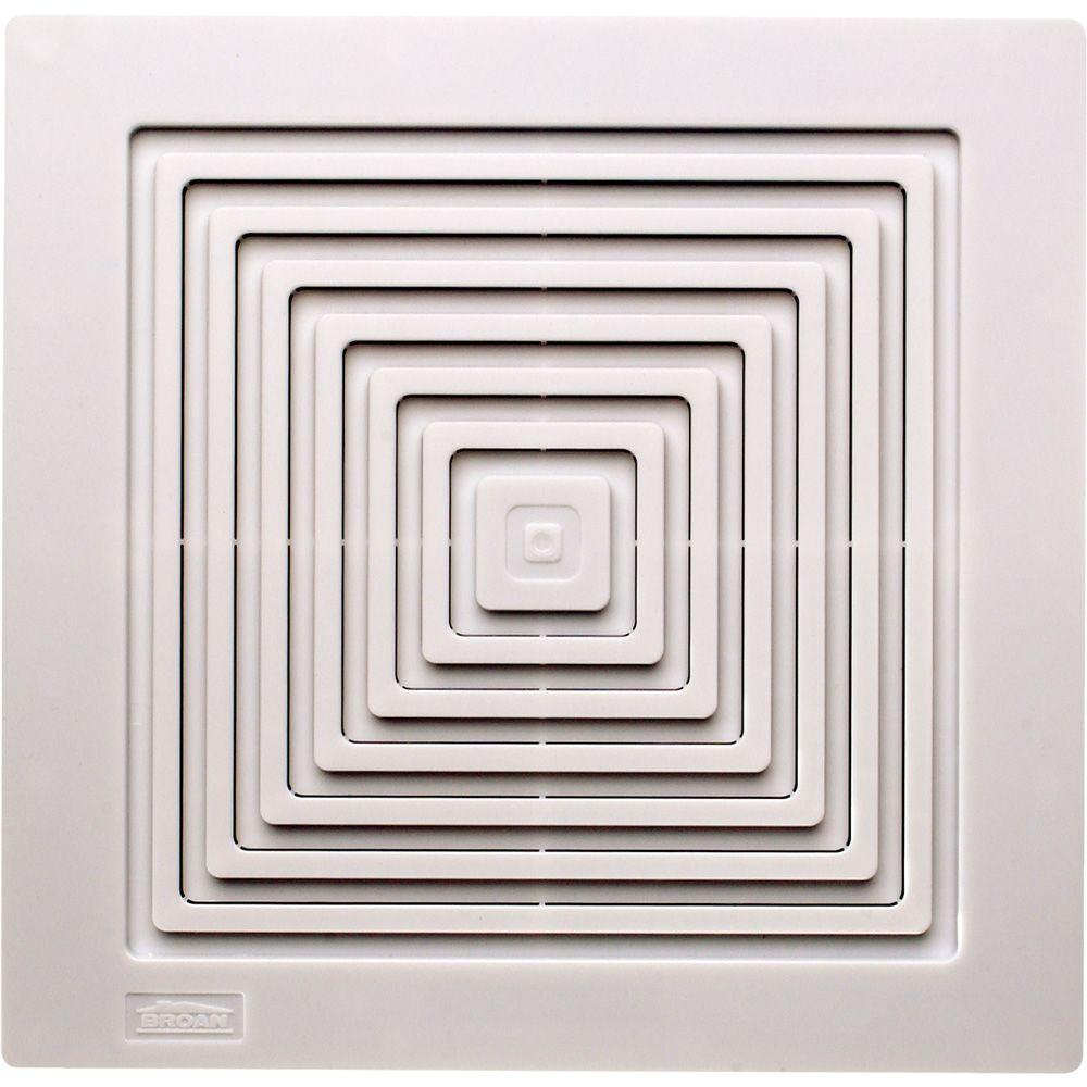 hight resolution of replacement grille for 688 bathroom exhaust fan