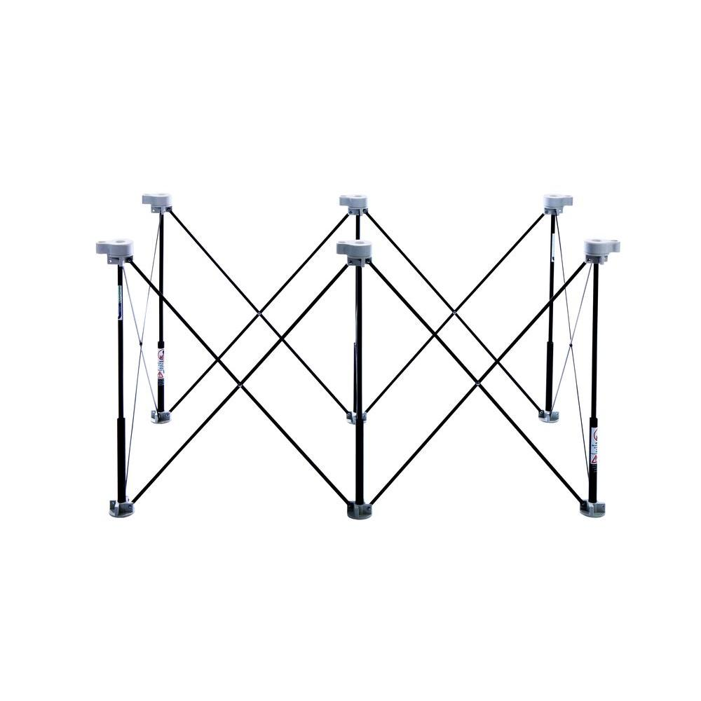 hight resolution of centipede portable work system 30 5 in compacting 2 ft x 4 ft sawhorse